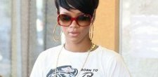 Rihanna Betty Boop Graphic Tee