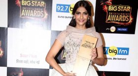Sonam stated film movie stars have to be mindful while establishing a trend because they are important.