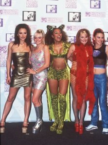 spice girls 90s systems