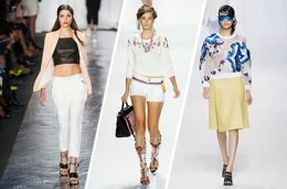 Spring 2014: 15 Top Trends From ny Fashion Week