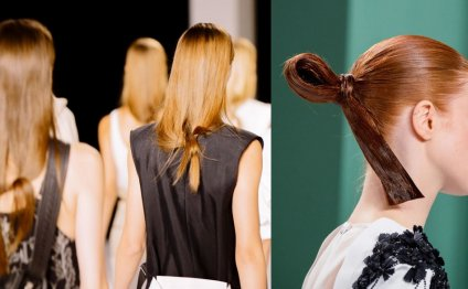 Fashion Week hair trends