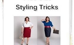 Styling tips for full figured females