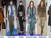 Fall Winter 2015 2016 trends