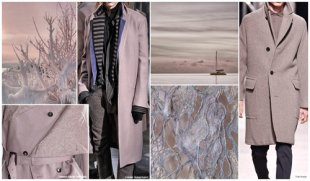 Top Color, Menswear marketplace, F/W 2015-16, MAUVE (Frosted Neutrals)