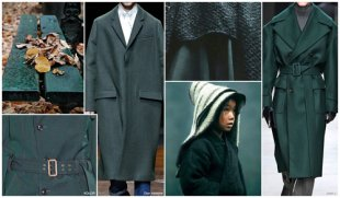 Top colors,  Menswear marketplace,  F/W 2015-16,  Bench Green