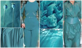 Top colors,  Womens Market,  S/S 2016,  MOONSTONE BLUE