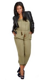fashionable full figured ensemble from Fashion to find