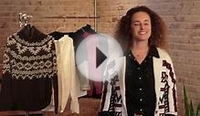 3 Hot Sweater Trends (VIDEO)