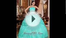 2015 glamorous sweetheart quinceanera dresses for spring