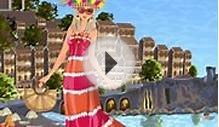 Beach Dress Up Girl Game