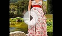 Beautiful Plus Size Spring Maxi Dresses Collection For Women