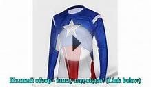 Captain America Marvel t Shirt 2014 New Fashion He