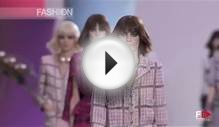 """CHANEL"" Fashion Show Spring Summer 2014 Paris HD by"