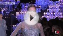 """ELIE SAAB"" Paris Haute Couture Autumn Winter 2014 Full"