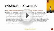 fashion blogger in india
