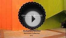 Grafter Clothing Autumn/Winter Menswear Collection 2013