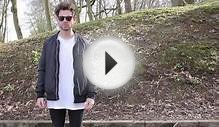 HOW TO STYLE A BOMBER JACKET 2016 OOTD | MENS FASHION