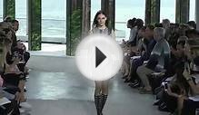 Hugo Boss Ready to Wear Spring Summer 2015 Fashion show in