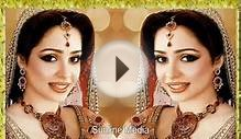 Latest beautiful Bridal makeup 2014 high resolution pictures
