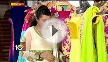 Latest Fashion Trends in Chudidhars | Netted Chudidhar