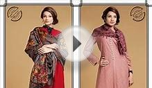 Latest Fashion Winter Shawl Kayseria Dresses Collection