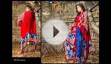 Latest Fashion Winter Wear Zainab Chottani Dresses