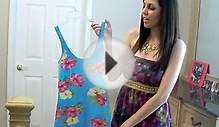 LATEST SUMMER TOP TRENDS / MY FAVORITE SUMMER TOPS 2011