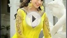 Latest Winter Dresses for Girls in Pakistan 2014 by Modern