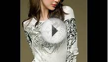 Latest Women Fashion Winter Blouses