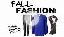 Looks for less: Fall fashion trends