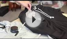 Making an Old Sweatshirt Trendy : Trendy Fashion Tips