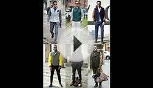 Men's Street Style Trends | Fashion Week