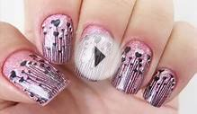 New Nail Art Designs Fashion For Autumn / Winter Gallery 2