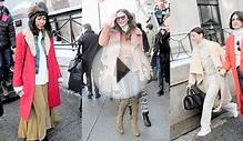 New York Fashion Week 2014: Unbuttoned | On the Street w