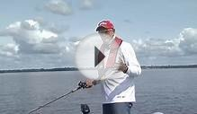 Rapala SPF clothing for save summer fishing, Bay of Quinte, ON