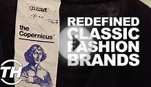 Redefined Classic Fashion Brands : classic fashion brands