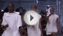 """RICK OWENS"" Fashion Show Spring Summer 2014 Paris by"