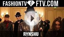 Rynshu F/W 16-17 trends | Paris Fashion Week : Men F/W 16