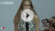 """SCHUMACHER"" Spring Summer 2015 Berlin Fashion Week by"
