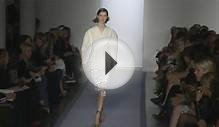 Vogue Fashion: Peter Som Fall 2012 Collection