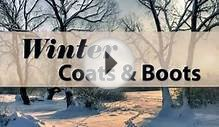 Winter 2015 Trends: Coats and Boots