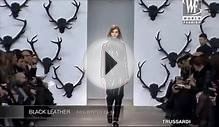 World Fashion Trend: Black Leather Fall-Winter 2013-14