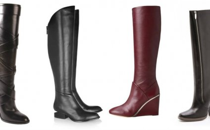 Winter 2014 Fashion trends boots
