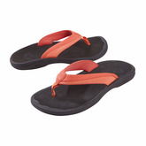 ladies relaxing Slap sandals